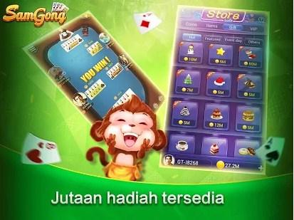 Game Kartu Samgong Indonesia