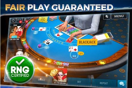 game kartu blackjack 21