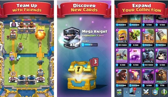 Game Kartu Clash Royale