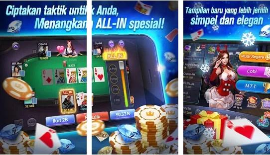 Game Pulsa Poker