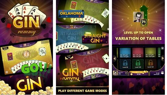game kartu gin rummy