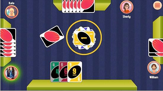 game kartu uno klassic