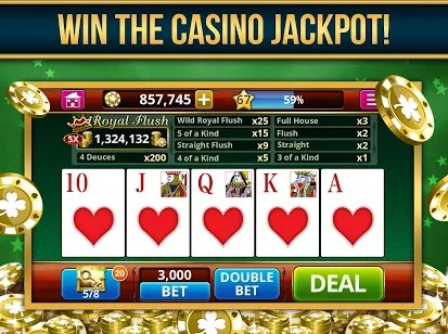 game kartu video poker