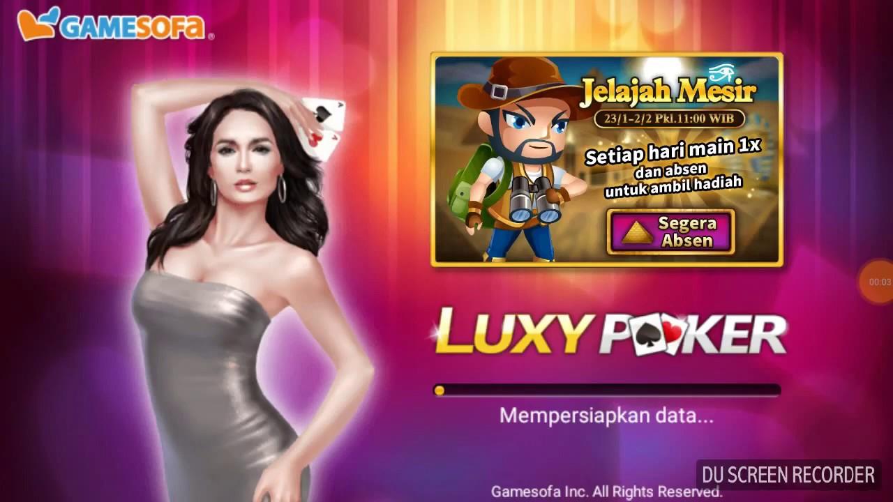 luxy poker online